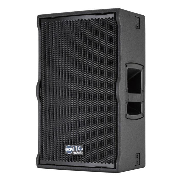 Precio TT22-A II. Caja acústica activa de dos vías y alta potencia